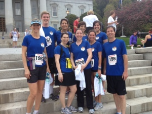 Vermont Corporate Cup Challenge 5k in May