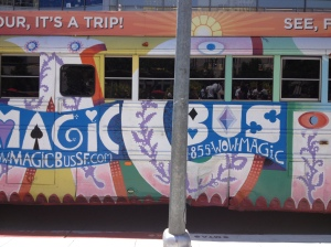 Not just a ride--it's a trip!
