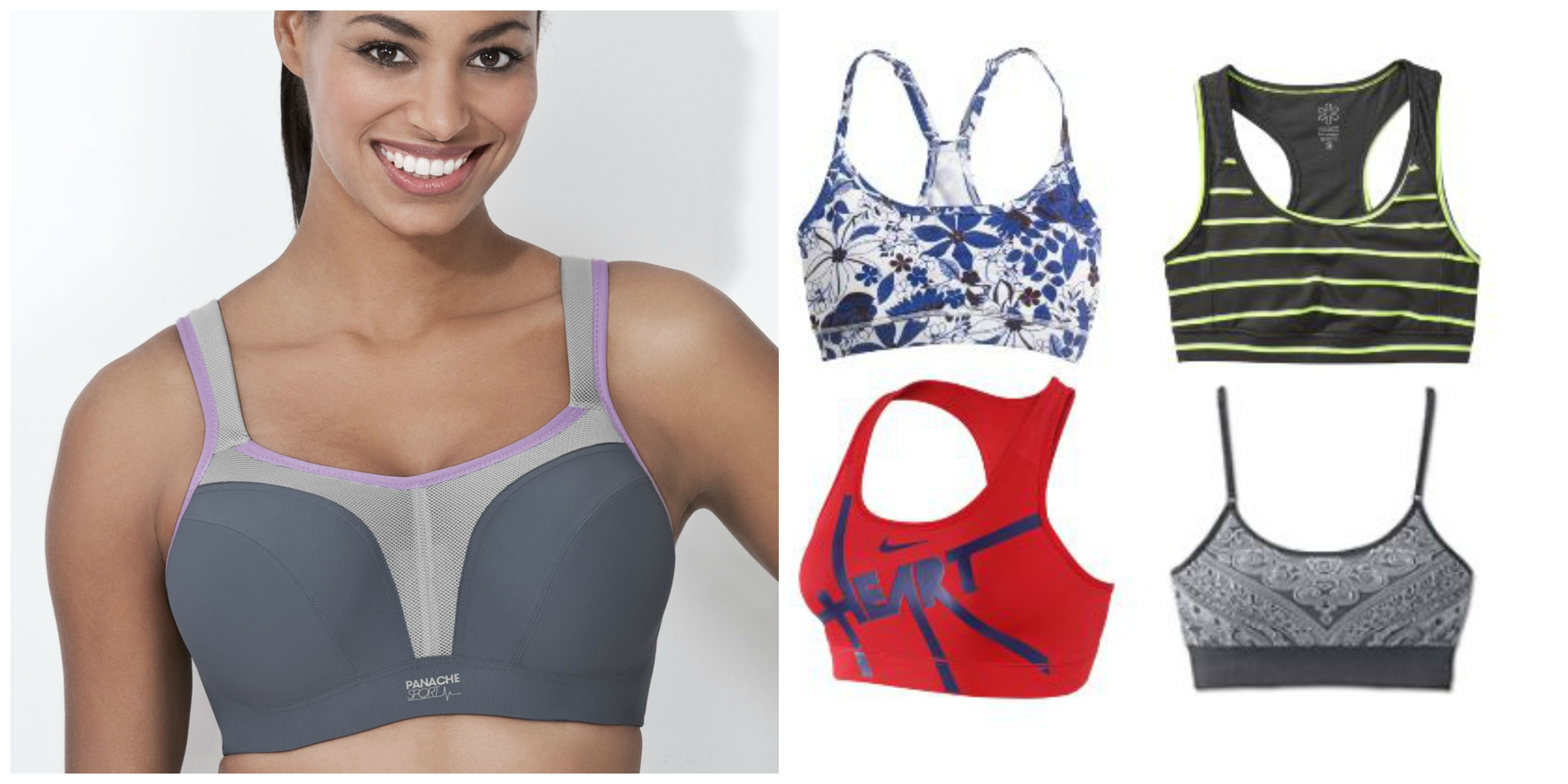 This Is the Only Sports Bra That Supports My 42DDs
