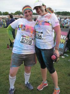 Color Run 5k in September