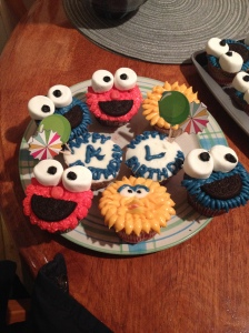 Cutest cupcakes EVER!!!