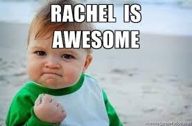 Rachel Meme 3